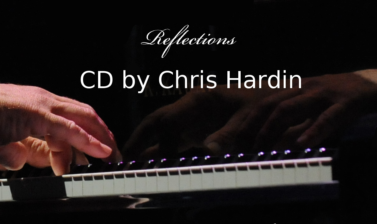 ChrisHardinCDReflectionsBanner